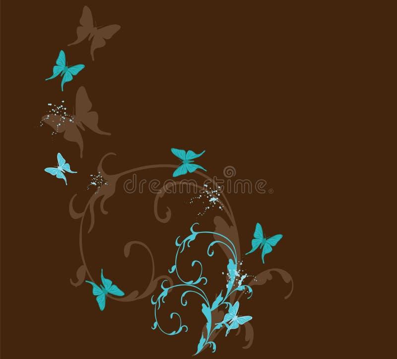 πεταλούδες ελεύθερη απεικόνιση δικαιώματος