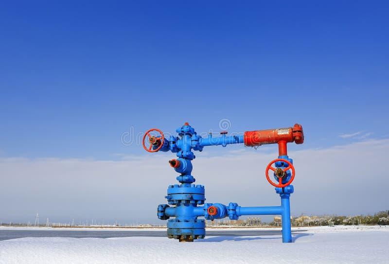 πετρέλαιο συρτών στοκ εικόνες με δικαίωμα ελεύθερης χρήσης