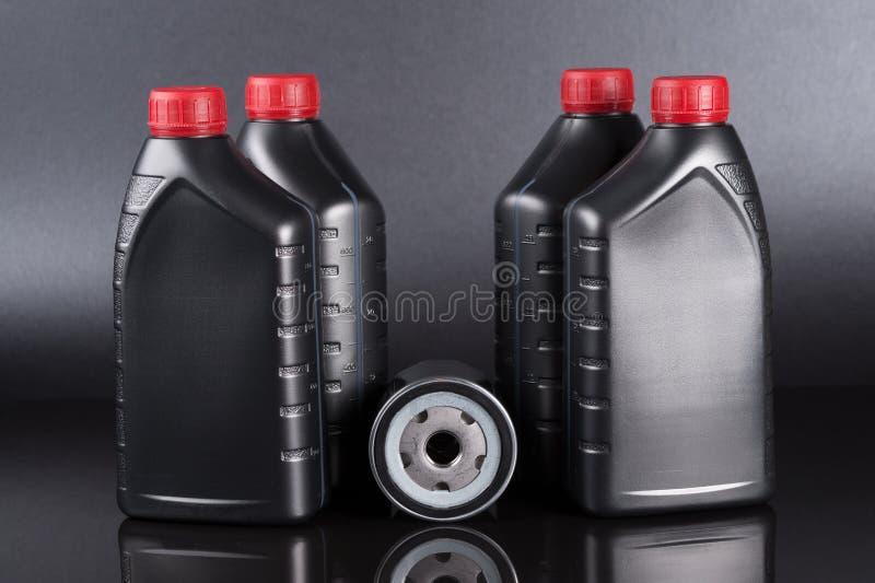 Πετρέλαιο και φίλτρο στοκ φωτογραφία με δικαίωμα ελεύθερης χρήσης