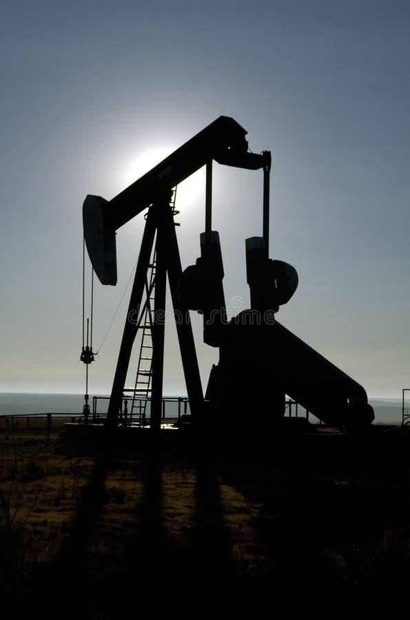 πετρελαιοπηγή στοκ εικόνες με δικαίωμα ελεύθερης χρήσης