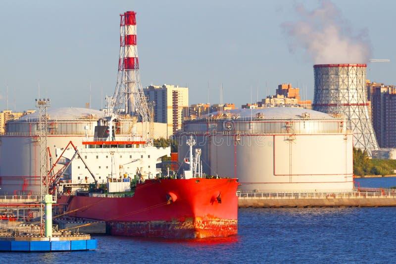 Πετρελαιοφόρο στοκ εικόνες