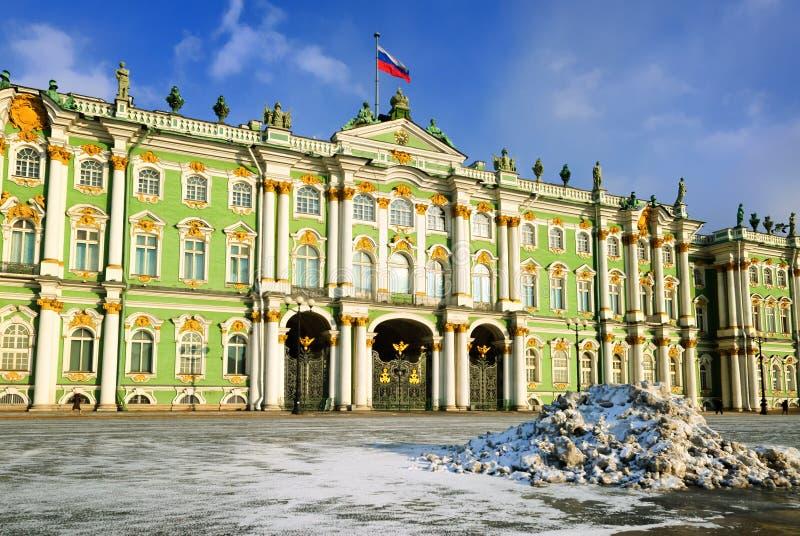 Πετρούπολη Ρωσία ST στοκ εικόνα με δικαίωμα ελεύθερης χρήσης