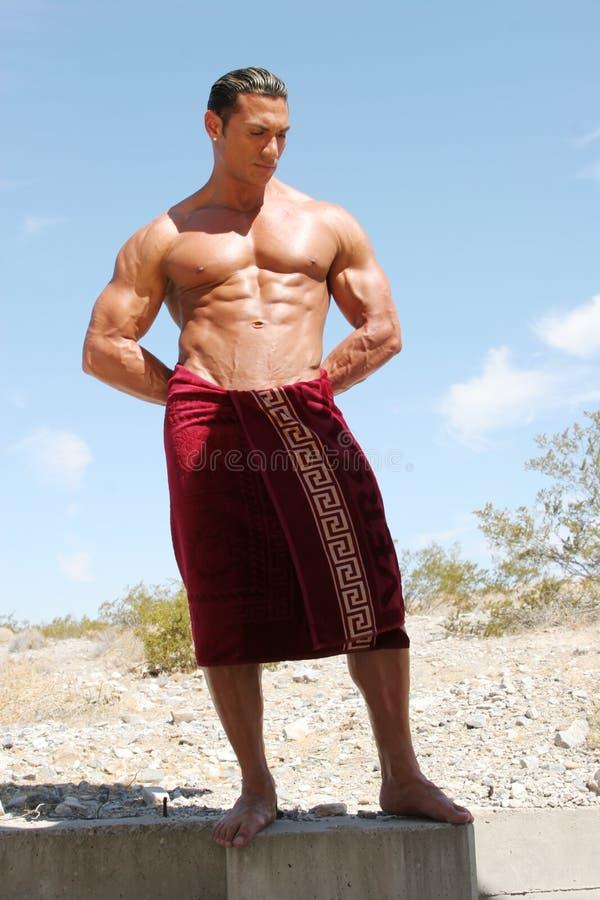 Download πετσέτα ατόμων στοκ εικόνα. εικόνα από αρσενικός, τύπος - 2230825