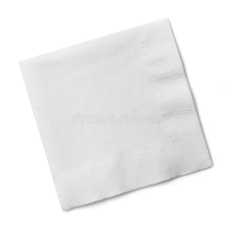 Πετσέτα κοκτέιλ στοκ φωτογραφίες με δικαίωμα ελεύθερης χρήσης