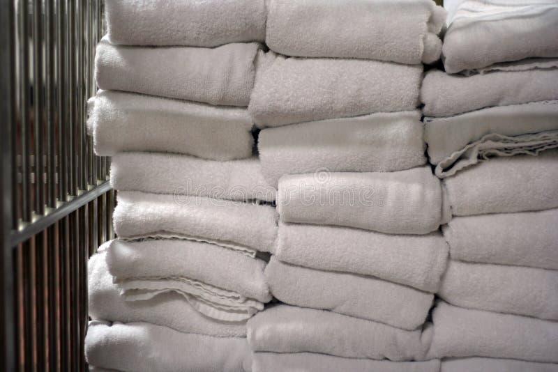 πετσέτα πλυντηρίων στοκ εικόνες