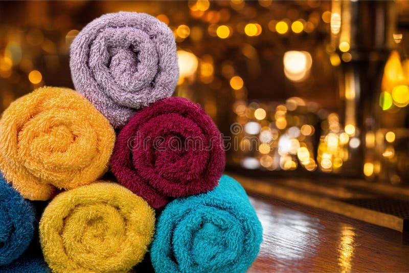 Πετσέτα στοκ εικόνες