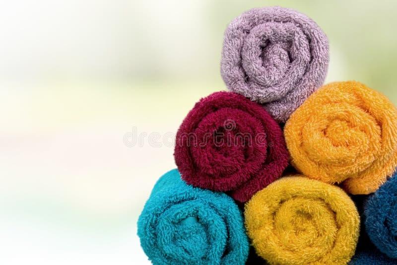 Πετσέτα στοκ φωτογραφία