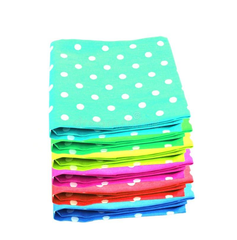πετσέτες που επισημαίνο&n στοκ εικόνες με δικαίωμα ελεύθερης χρήσης
