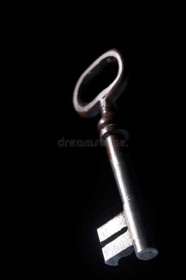 Download πετώντας βασικό Schluessel Schwebender Στοκ Εικόνα - εικόνα από σπίτι, επιτυχία: 525569