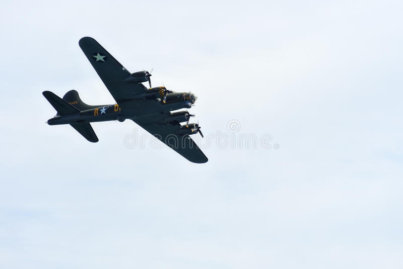 πετώντας φρούριο 17 β στοκ φωτογραφία με δικαίωμα ελεύθερης χρήσης