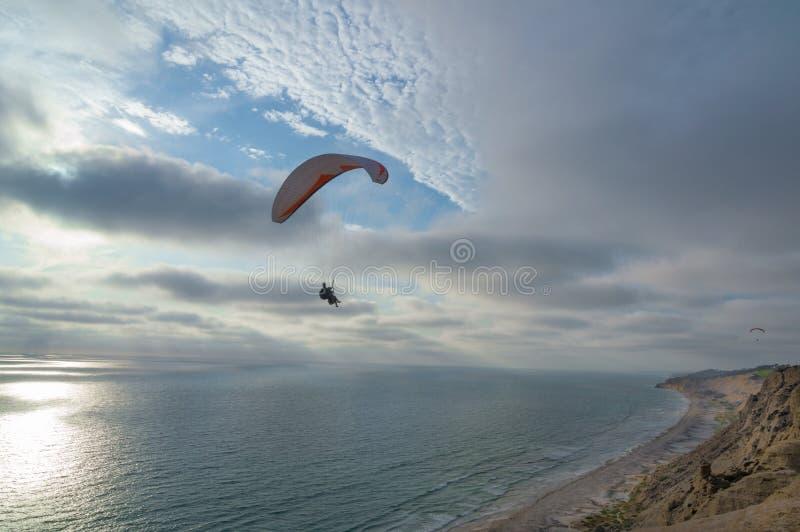 Πεύκα Torrey gliderport στοκ φωτογραφίες με δικαίωμα ελεύθερης χρήσης
