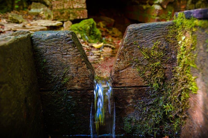 Πηγή νερού στοκ φωτογραφίες