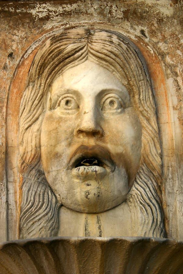 πηγή Ρώμη στοκ φωτογραφία με δικαίωμα ελεύθερης χρήσης