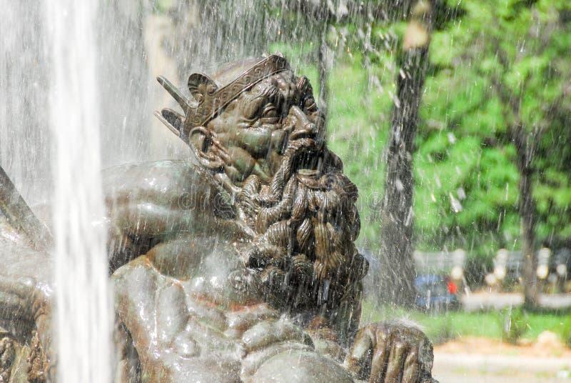 Πηγή της Bailey - πάρκο προοπτικής στοκ φωτογραφία με δικαίωμα ελεύθερης χρήσης