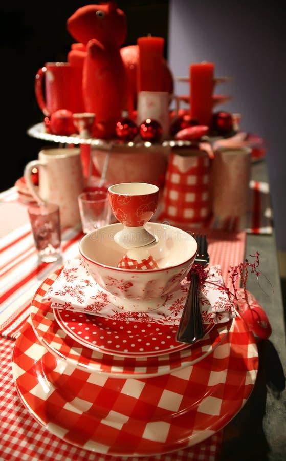 πιάτα διακοσμήσεων στοκ φωτογραφία