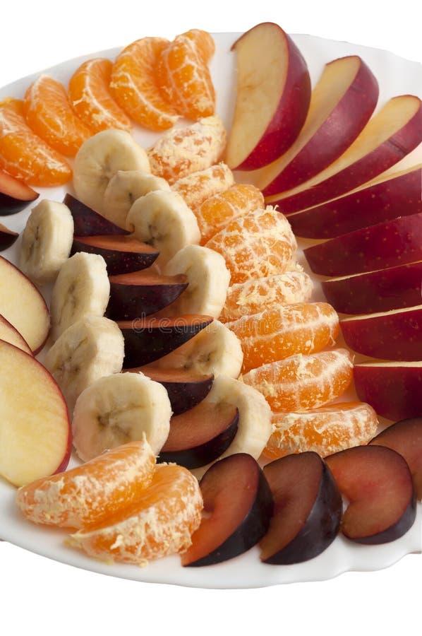 Download πιάτο καρπού στοκ εικόνες. εικόνα από πιάτο, μίγμα, σιτηρέσιο - 17055992