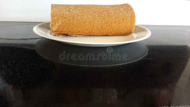 Πιάτο φρέσκου Grandma φραντζολών στοκ εικόνα με δικαίωμα ελεύθερης χρήσης