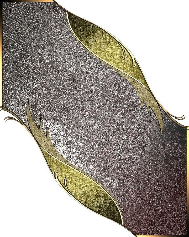 Πιάτο Grunge με τα σχέδια για το υπόβαθρο διακοσμήσεων Πρότυπο για το σχέδιο διάστημα αντιγράφων για το φυλλάδιο αγγελιών ή την π απεικόνιση αποθεμάτων