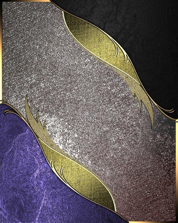 Πιάτο Grunge με τα σχέδια για το υπόβαθρο διακοσμήσεων Πρότυπο για το σχέδιο διάστημα αντιγράφων για το φυλλάδιο αγγελιών ή την π ελεύθερη απεικόνιση δικαιώματος