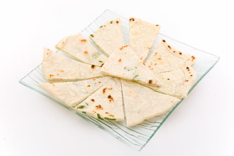 πιάτο pita στοκ φωτογραφία με δικαίωμα ελεύθερης χρήσης