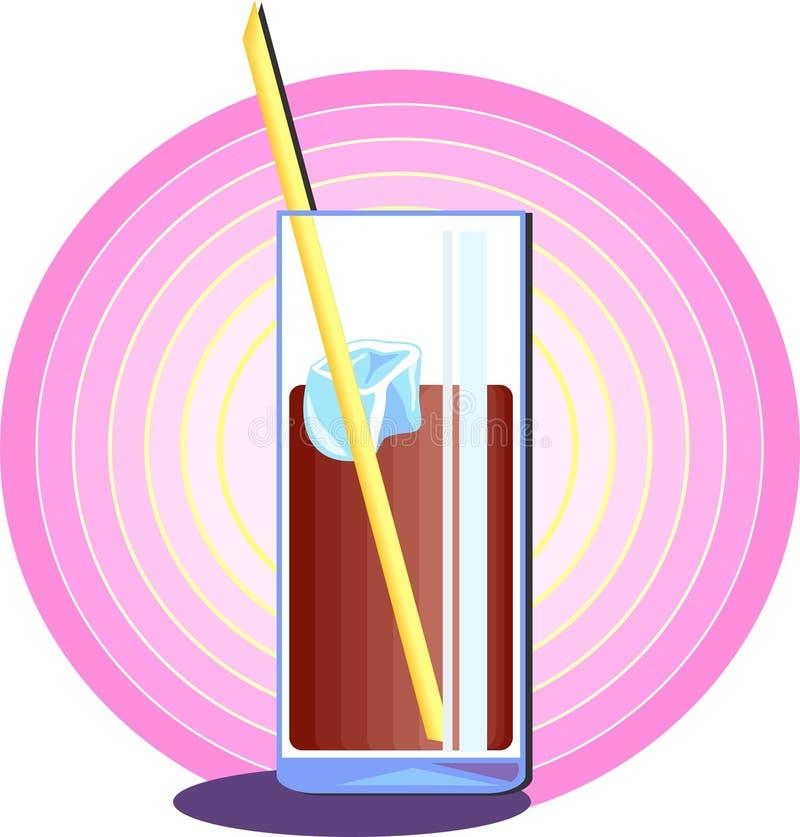πιείτε τη σόδα Στοκ εικόνα με δικαίωμα ελεύθερης χρήσης