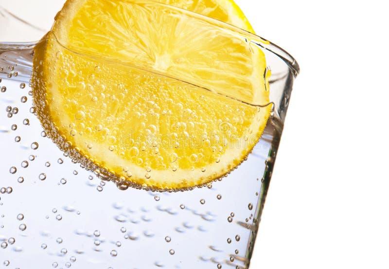 πιείτε το λεμόνι στοκ εικόνα με δικαίωμα ελεύθερης χρήσης