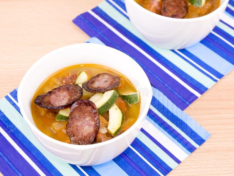 Download πικάντικος νόστιμος σούπ&alpha Στοκ Εικόνες - εικόνα από σπιτικός, πιπέρι: 17051696