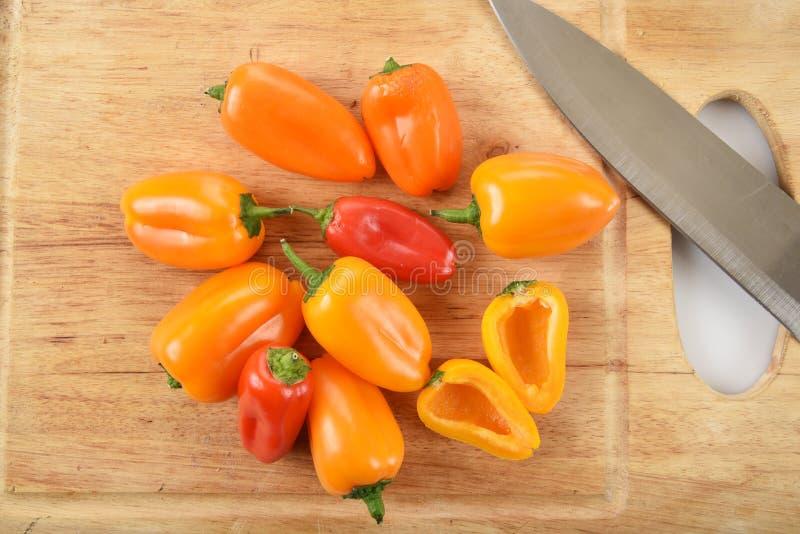 πιπέρια κουδουνιών στοκ φωτογραφία