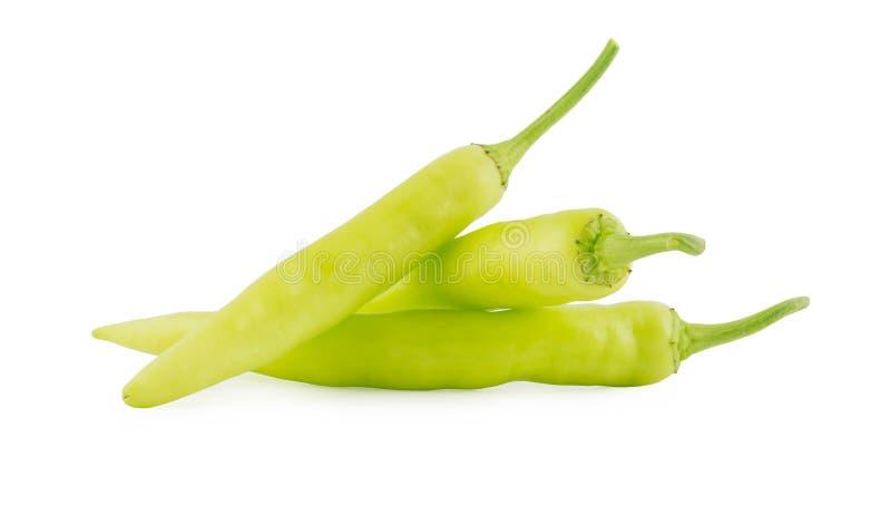 Πιπέρια μπανανών στοκ εικόνες