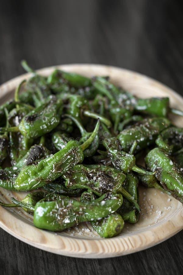 Πιπέρι πιπεριές τάπα στοκ εικόνες με δικαίωμα ελεύθερης χρήσης