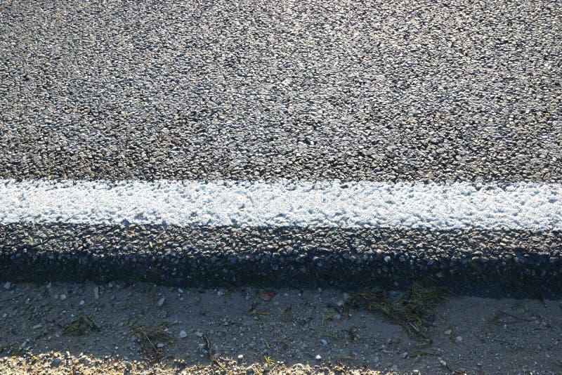 Πισσασφαλτωμένος δρόμος στοκ φωτογραφία