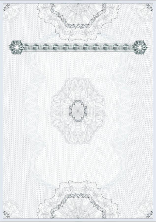 πιστοποιητικό απεικόνιση αποθεμάτων