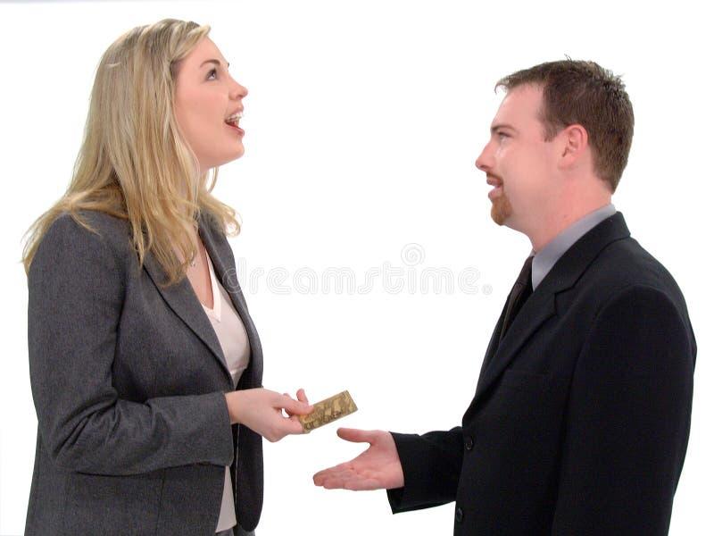 πιστωτική ανταλλαγή στοκ εικόνες με δικαίωμα ελεύθερης χρήσης