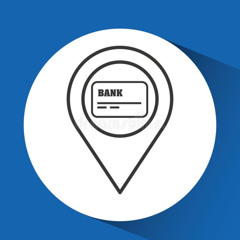 Πιστωτική χρεωστική κάρτα ηλεκτρονικού εμπορίου έννοιας γραφική απεικόνιση αποθεμάτων