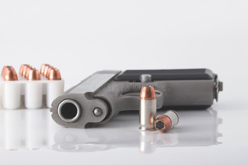 πιστόλι σφαιρών στοκ φωτογραφία