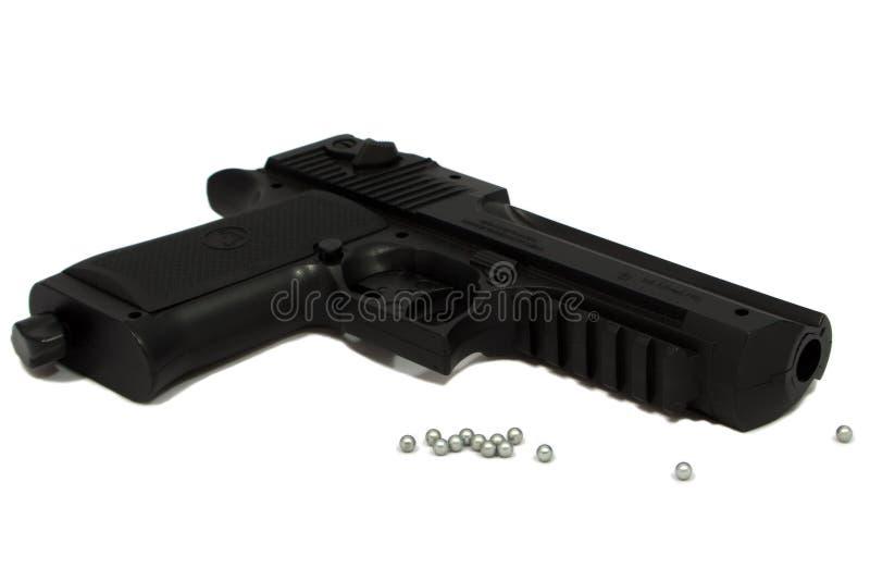 Πιστόλι αέρα στοκ εικόνα με δικαίωμα ελεύθερης χρήσης