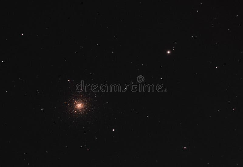 Πιό ακατάστατη Globular συστάδα 3 στοκ φωτογραφία με δικαίωμα ελεύθερης χρήσης
