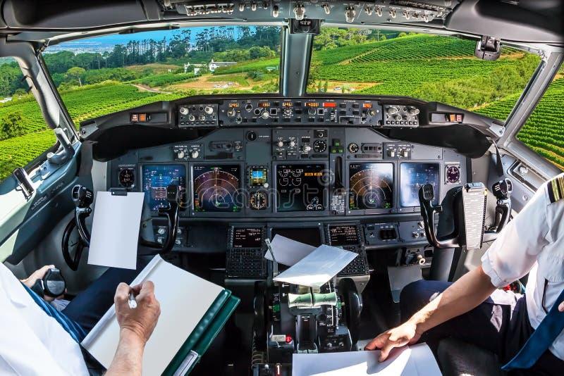 Πιλοτήριο του Καίηπ Τάουν στοκ εικόνες