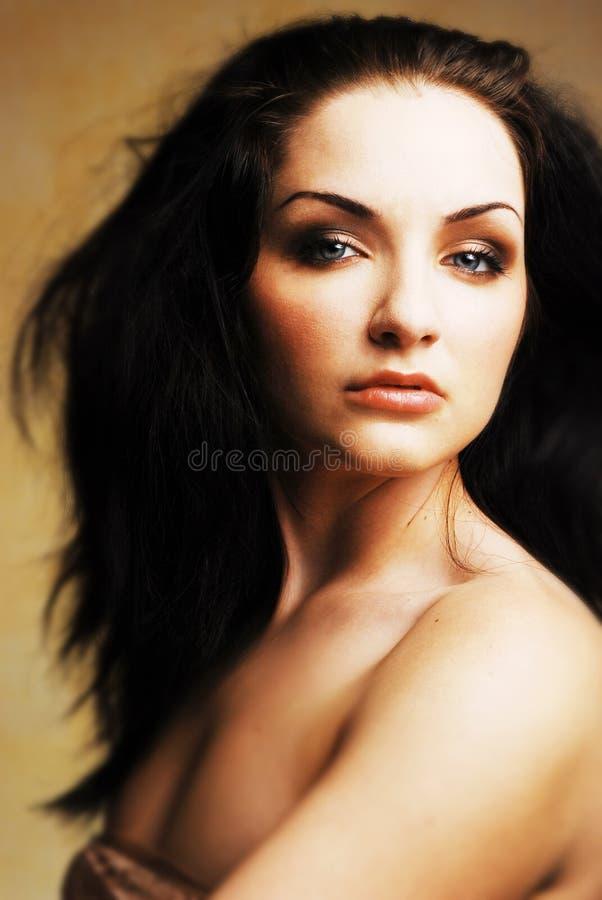πλάνο ομορφιάς στοκ εικόνα με δικαίωμα ελεύθερης χρήσης
