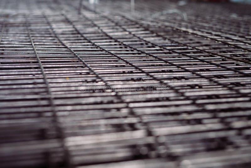 Πλέγμα μετάλλων Βαριά παραγωγή βιομηχανίας Κυλώντας εγκαταστάσεις μετάλλων στοκ εικόνα με δικαίωμα ελεύθερης χρήσης
