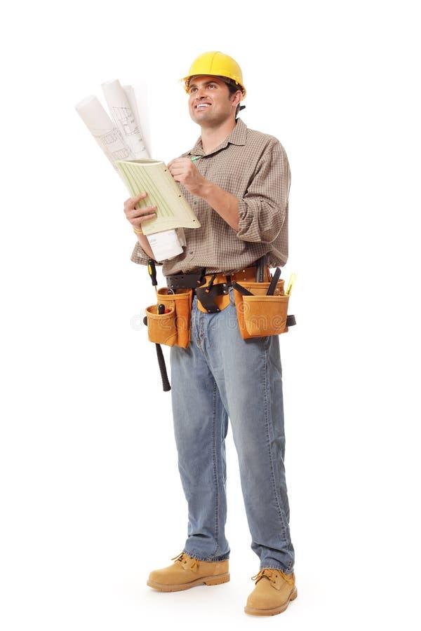 Πλήρεις σημειώσεις γραψίματος εργαζομένων σωμάτων στοκ φωτογραφία με δικαίωμα ελεύθερης χρήσης