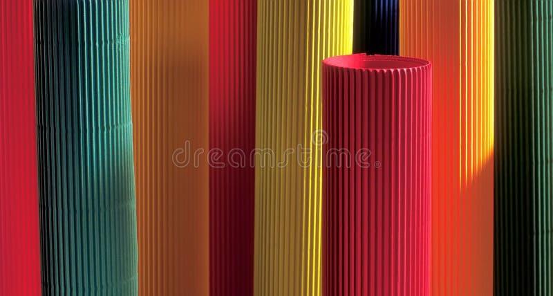 πλήρες έγγραφο χρώματος στοκ εικόνες με δικαίωμα ελεύθερης χρήσης