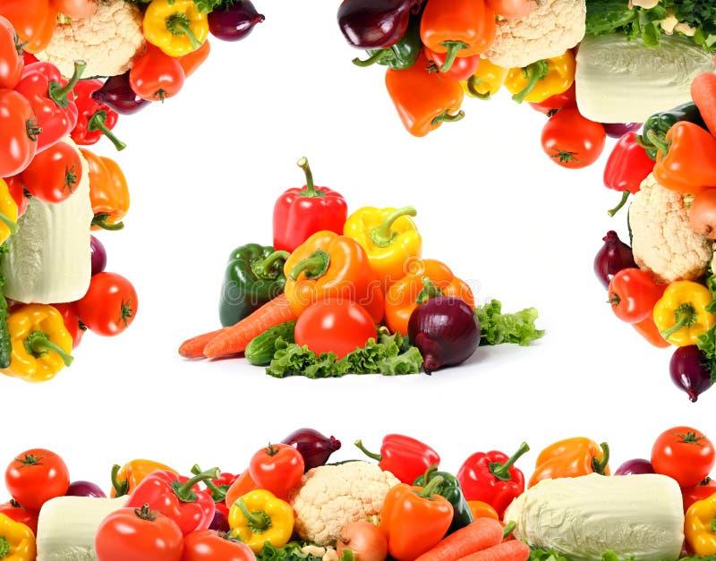 πλήρη λαχανικά στοκ φωτογραφία με δικαίωμα ελεύθερης χρήσης