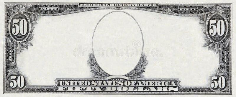Πλαίσιο δολαρίων στοκ φωτογραφίες με δικαίωμα ελεύθερης χρήσης