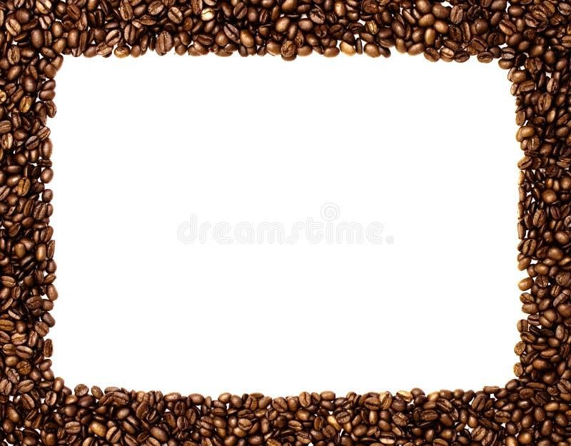 πλαίσιο καφέ στοκ φωτογραφία με δικαίωμα ελεύθερης χρήσης