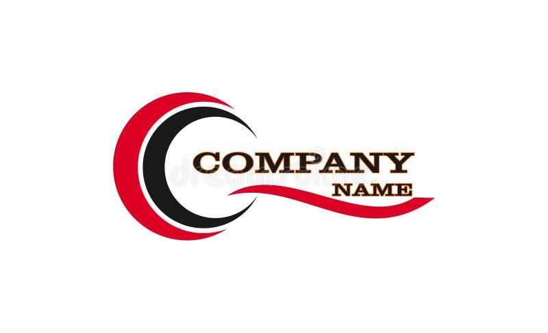 πλαίσιο λογότυπων επιχείρησης διανυσματική απεικόνιση