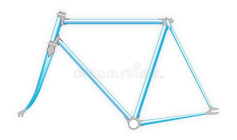 πλαίσιο ποδηλάτων απεικόνιση αποθεμάτων