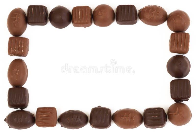 Download πλαίσιο σοκολάτας στοκ εικόνα. εικόνα από παλιοπράγματα - 397773