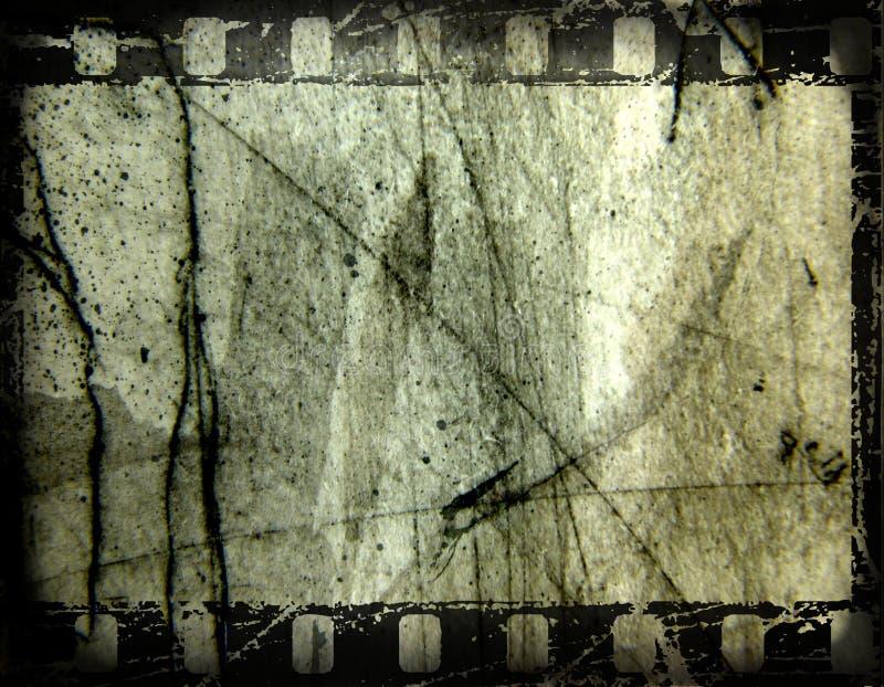 πλαίσιο ταινιών παλαιό απεικόνιση αποθεμάτων