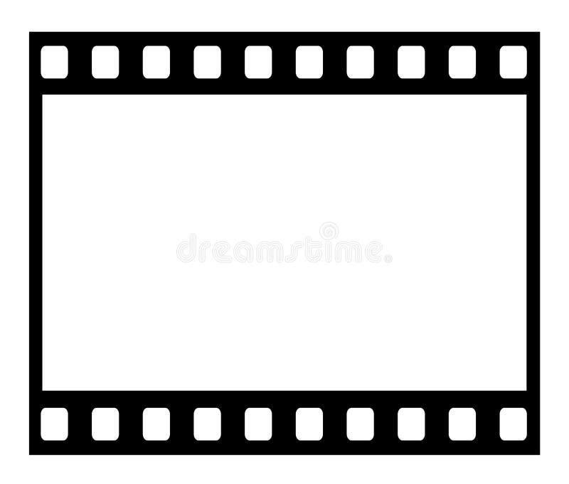 πλαίσιο ταινιών ελεύθερη απεικόνιση δικαιώματος